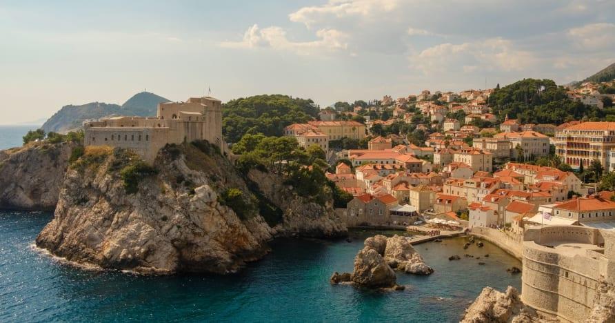 O cenário croata de jogos de azar ao vivo