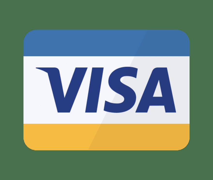 Melhores cassinos de Visa online do Portugal
