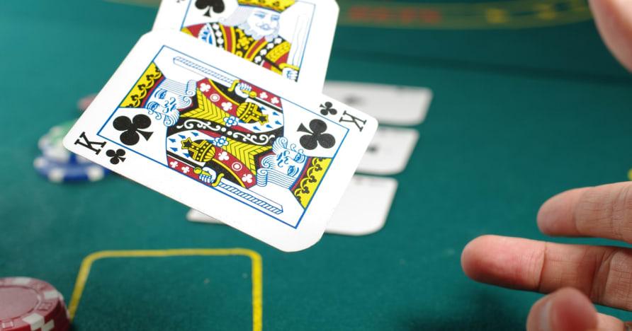 O valor de um natural no blackjack