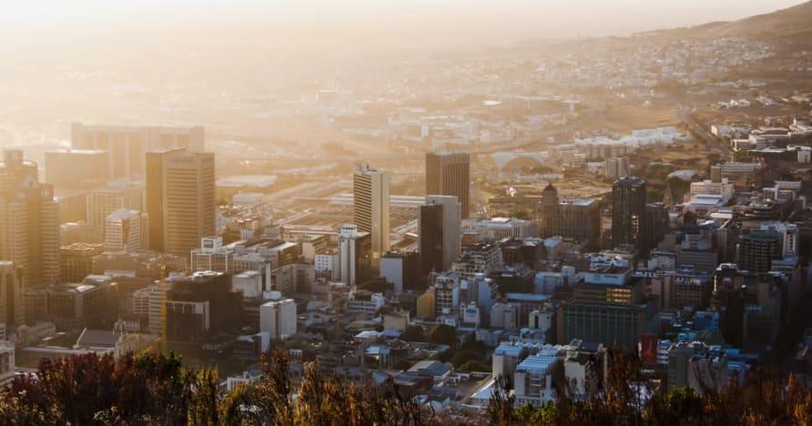 Melhores jogos de casino ao vivo para jogadores online sul-africanos