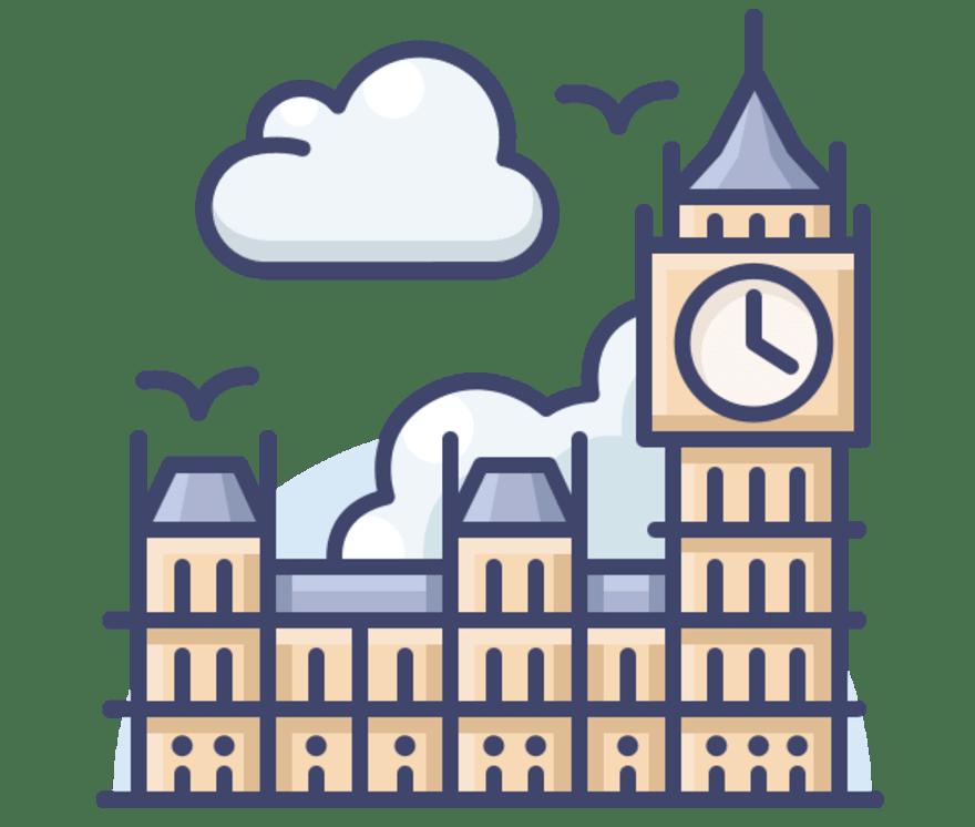10 Melhor Cassino Ao Vivos - Reino Unido 2021