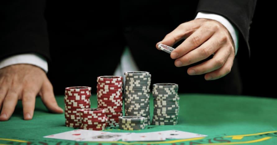 Comparando as probabilidades dos melhores jogos de Casino ao vivo