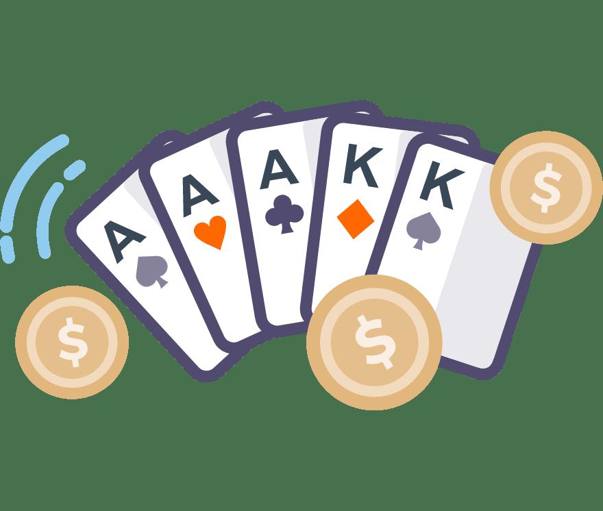 57 principais Online Pôquer sites de cassino no Portugal