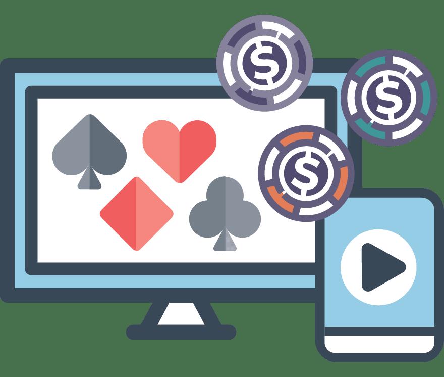 40 principais Online Videopôquer sites de cassino no Portugal