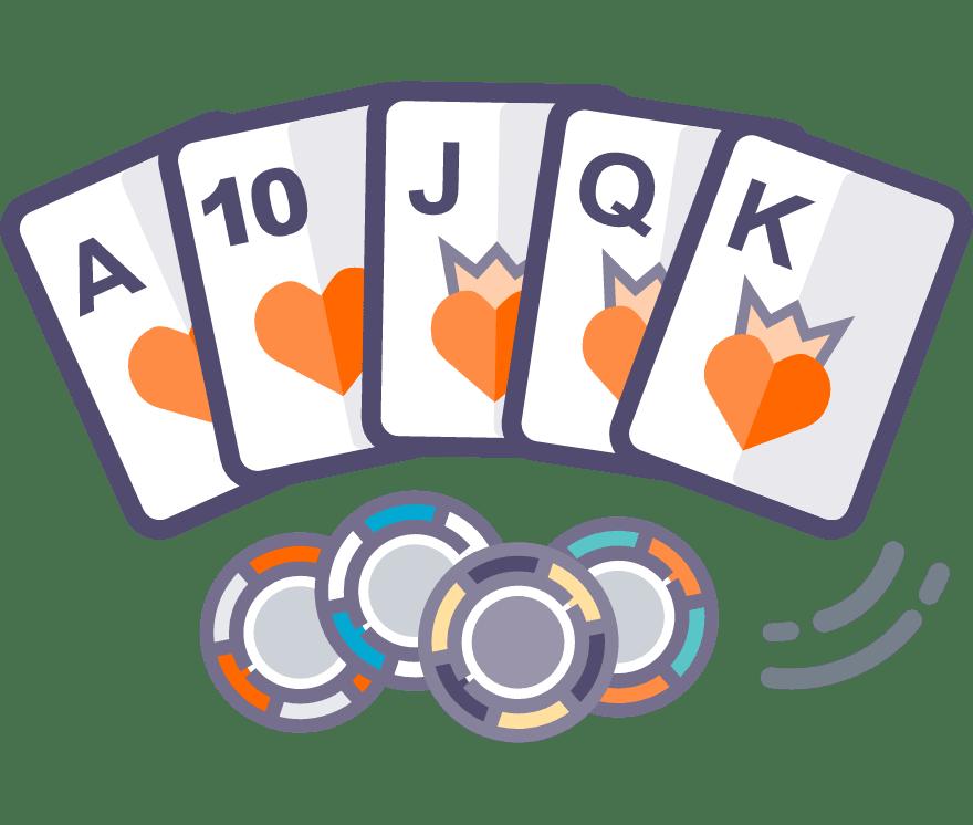 Jogue Texas Hold'em Online ao vivo